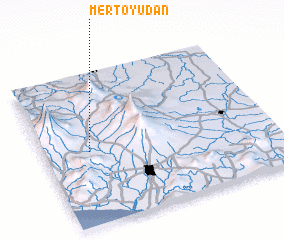 3d view of Mertoyudan