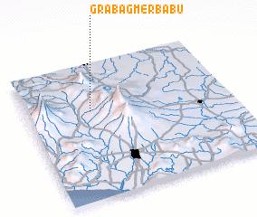 3d view of Grabag-merbabu