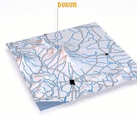 3d view of Dukun