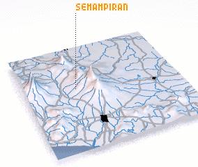 3d view of Semampiran