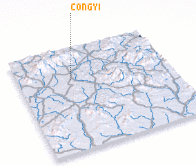 3d view of Congyi