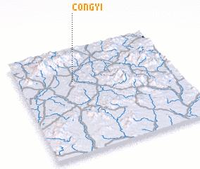 3d view of Congyi