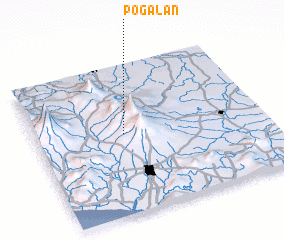 3d view of Pogalan