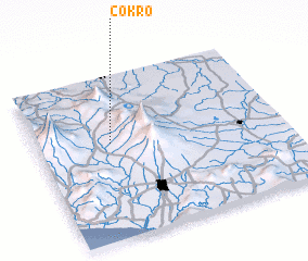 3d view of Cokro