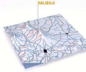 3d view of Kalibeji