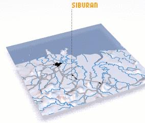 3d view of Siburan