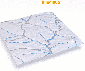 3d view of Huashiya