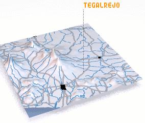3d view of Tegalrejo