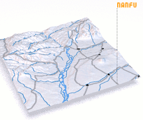 3d view of Nanfu