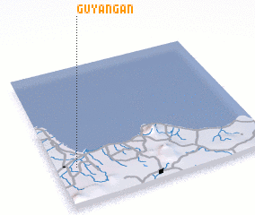 3d view of Guyangan
