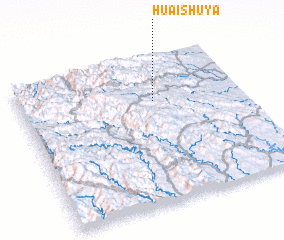 3d view of Huaishuya