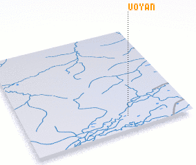 3d view of Uoyan