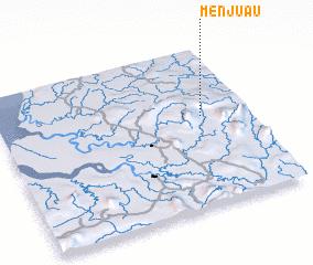 3d view of Menjuau
