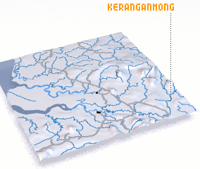 3d view of Kerangan Mong