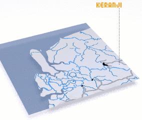 3d view of Keranji