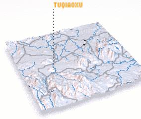 3d view of Tuqiaoxu