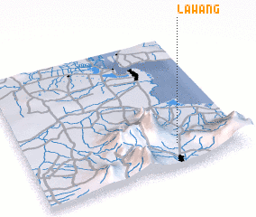 3d view of Lawang