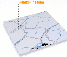 3d view of Imeni Kominterna