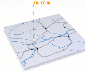 3d view of Takecha