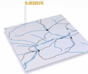 3d view of Ilinskiye