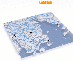 3d view of Lanbian