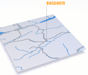 3d view of Bagdarin