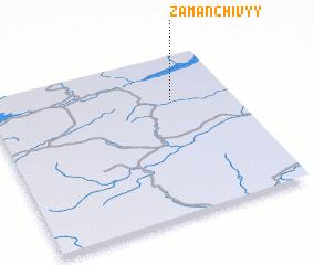 3d view of Zamanchivyy