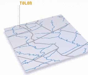 3d view of Tolon
