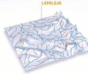 3d view of Lepu Leju