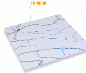 3d view of Tamarak