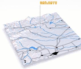 3d view of Hanjiayu
