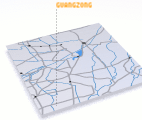 3d view of Guangzong
