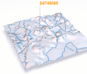 3d view of Datadian