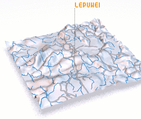 3d view of Lepu Wei