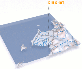 3d view of Pulakat