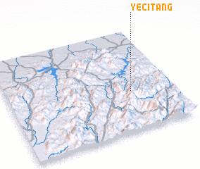 3d view of Yecitang