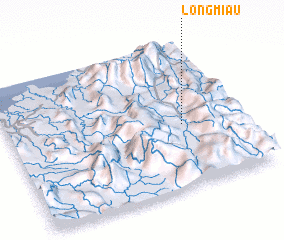 3d view of Long Miau