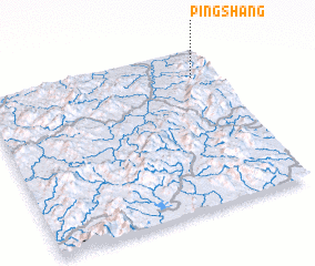 3d view of Pingshang