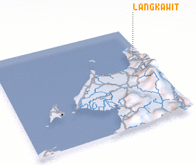 3d view of Langkawit