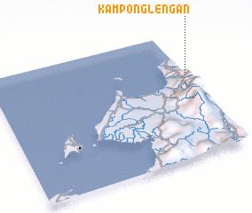 3d view of Kampong Lengan