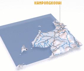3d view of Kampong Kouai