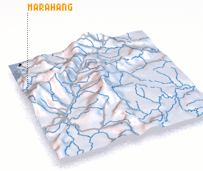 3d view of Marahang