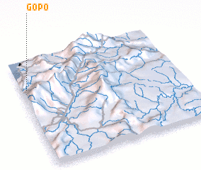 3d view of Gopo