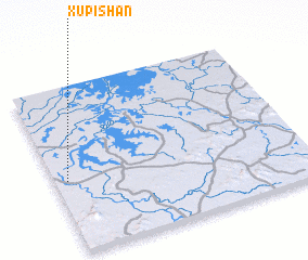 3d view of Xupishan