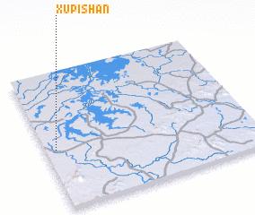 3d view of Xupishan