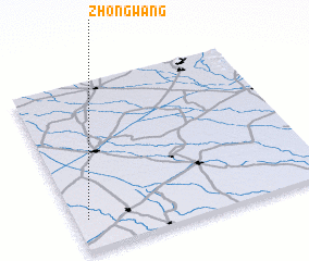 3d view of Zhongwang