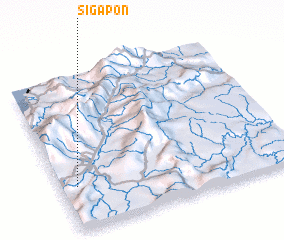 3d view of Sigapon