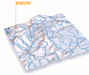 3d view of Bubuon
