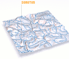 3d view of Somoton