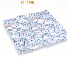 3d view of Somoton